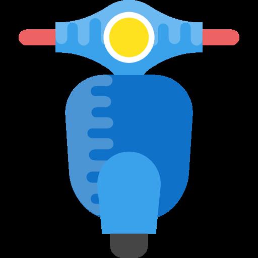 Icon cầm xe máy