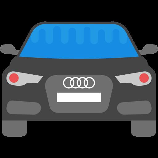 Icon cầm xe ô tô