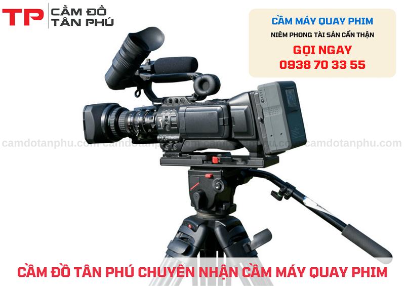 Cầm đồ máy quay phim tại Tp HCM