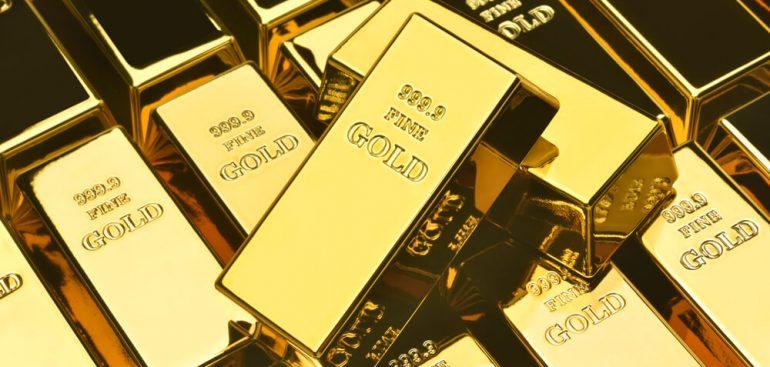 Cầm vàng miếng giá cao