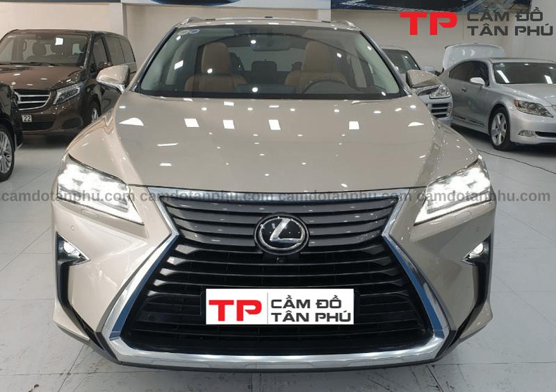 Cầm đồ Tân Phú chuyên nhận cầm xe ô tô Lexus lãi suất thấp