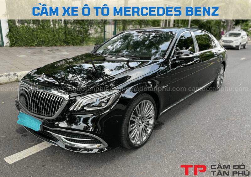 Cầm đồ xe Mercedes Benz chuyên nghiệp và uy tín