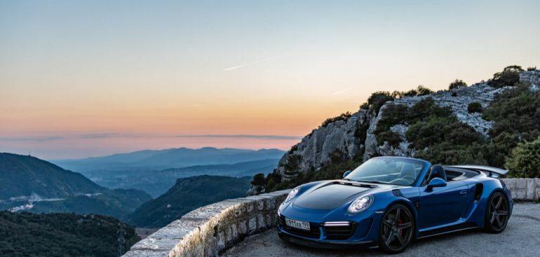 Cầm xe ô tô Porsche chuyên nghiệp