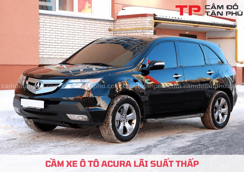 Cầm xe ô tô Acura uy tín