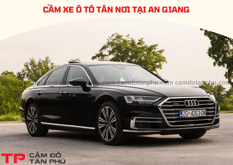 Cầm đồ xe ô tô tại An Giang giao dịch tận nơi