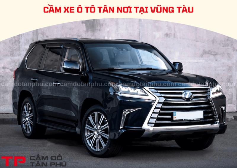 Cầm đồ xe ô tô tại Vũng Tàu lãi suất thấp