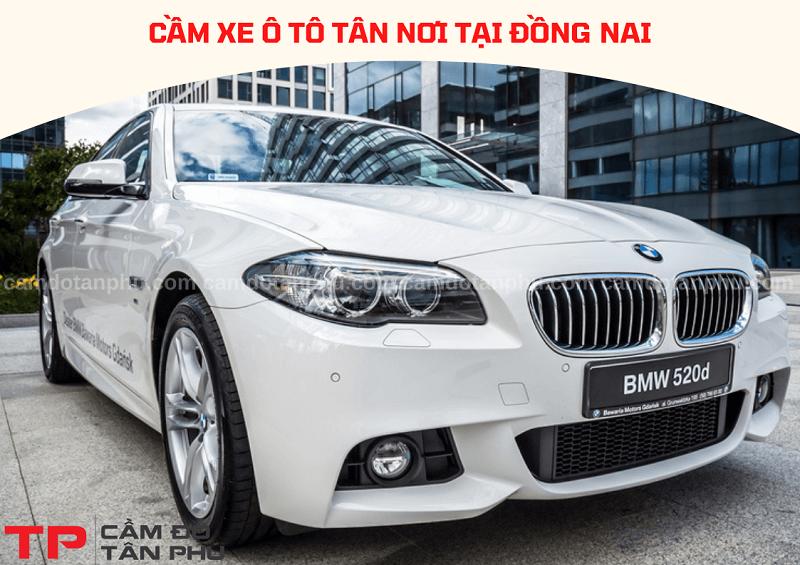 Cầm xe ô tô tại Đồng Nai rất chuyên nghiệp